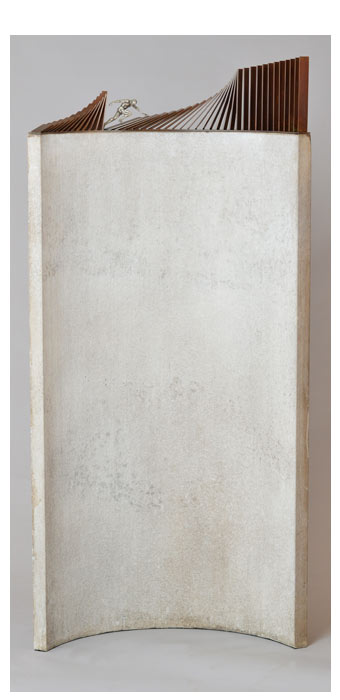 Critical Mass Maquette (2012) - David Robinson