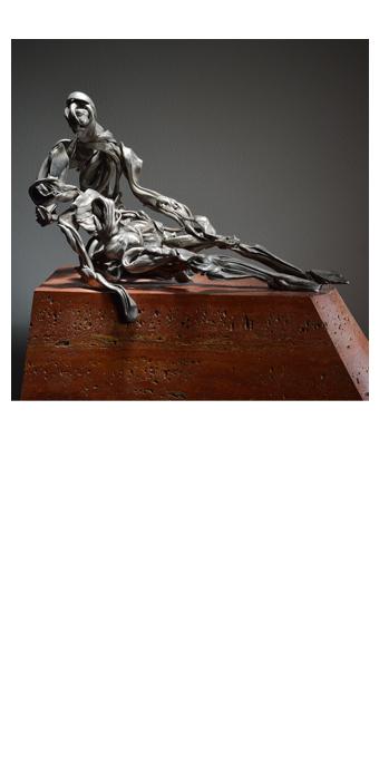 Pietà, 2015 - David Robinson