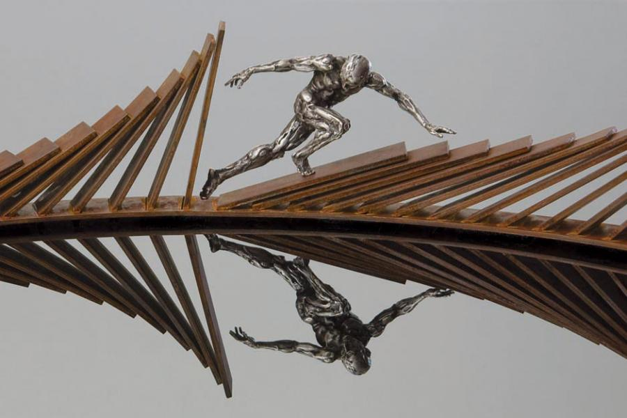 Maquette for Critical Mass